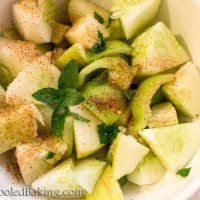 Tomatillo: Green Fruit Salad