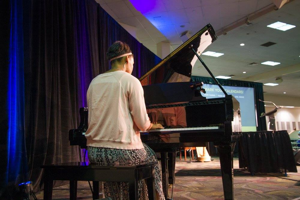 CHEC piano