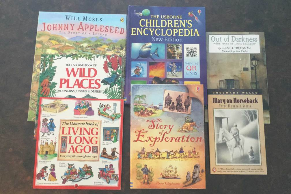 Our 1st Grade Homeschool Curriculum Lineup 2018 2019 Homeschool