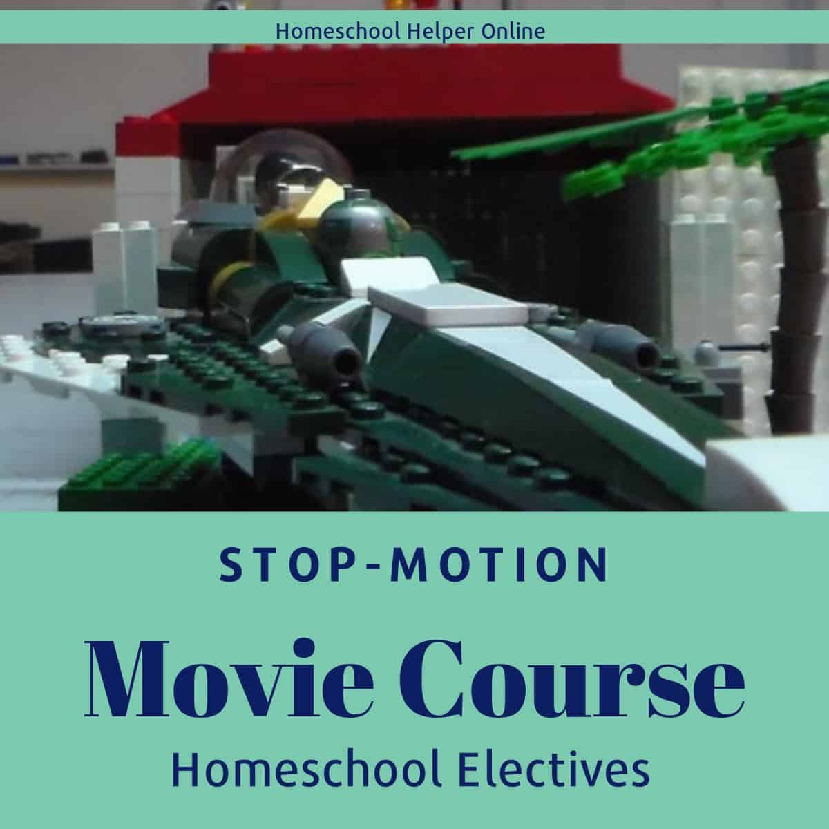 Stop Motion Film Making Class