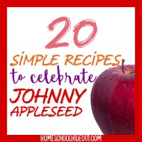 20 Johnny Appleseed Recipes Your Kids Will Love