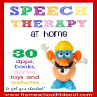 Can I Do Speech Therapy at Home?