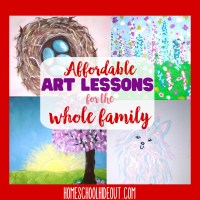 Art Lessons for the Whole Family