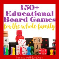 Educational Board Games Your Family Will Love!