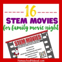 16 Science & Stem Movies for Kids