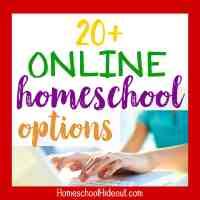 20 Easy Online Homeschool Options