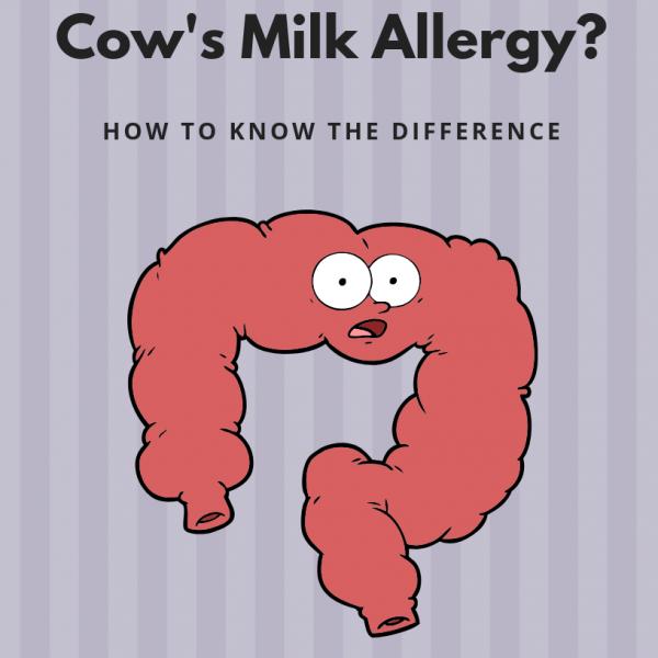 Lactose Intolerance or Cow's Milk Allergy?