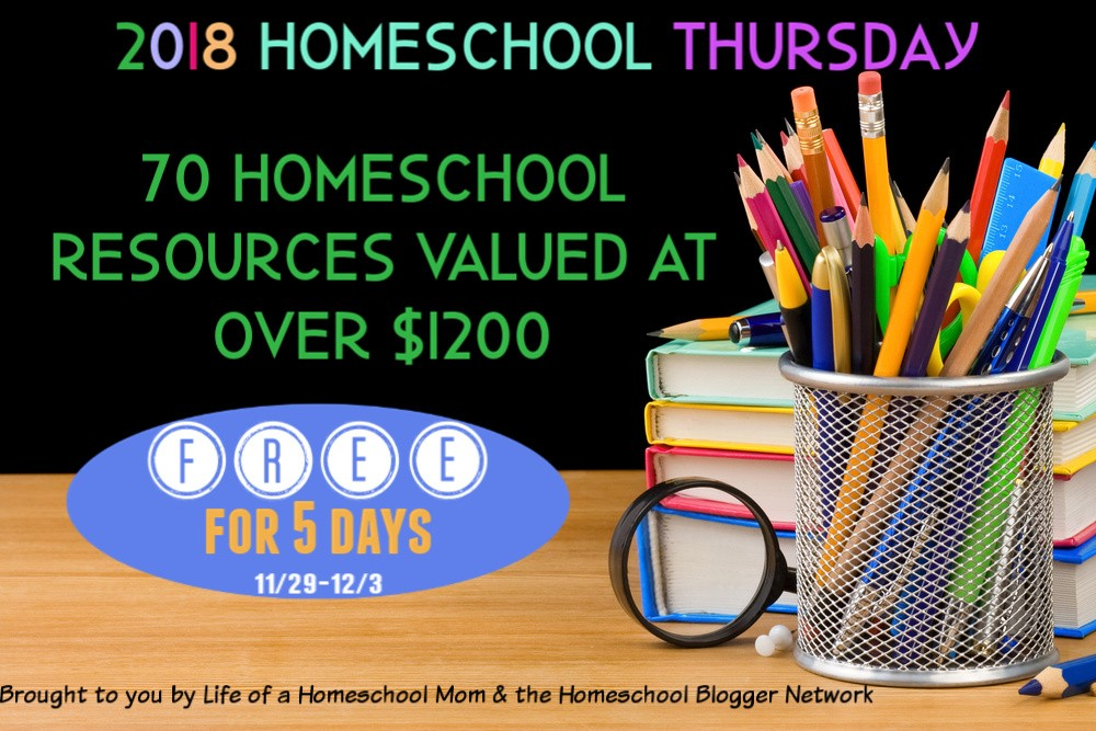 2nd Annual Homeschool Thursday