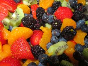 Importance of the Color of Fruit