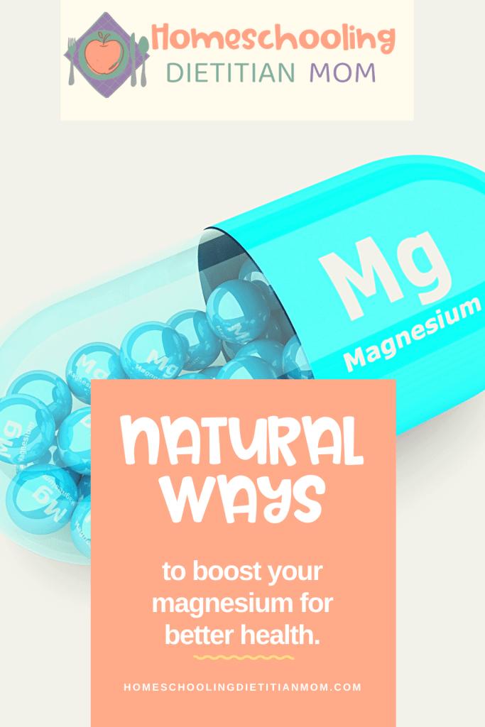 low magnesium pill