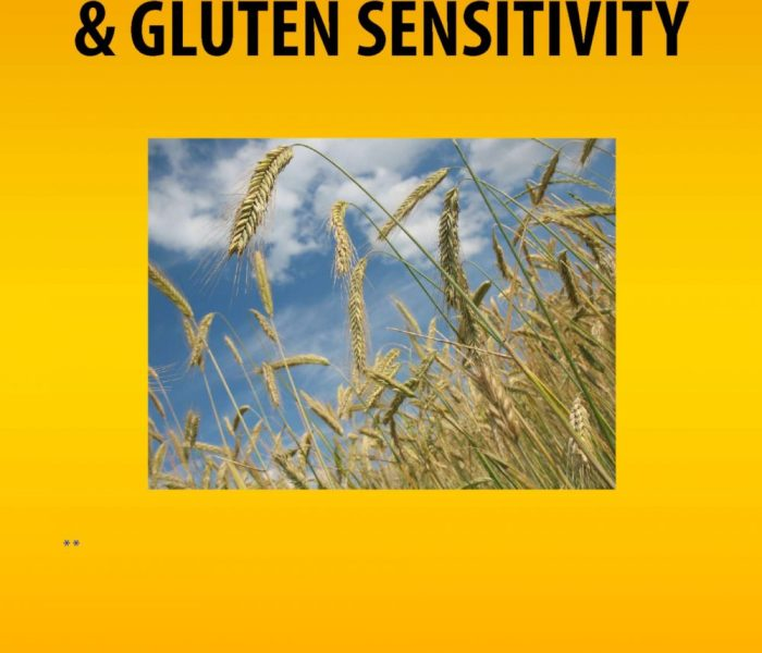 Gluten Sensitivity or Celiac Disease?
