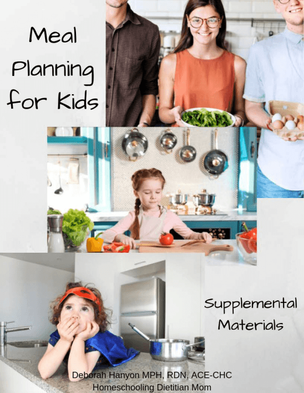 Meal Prep for Kids
