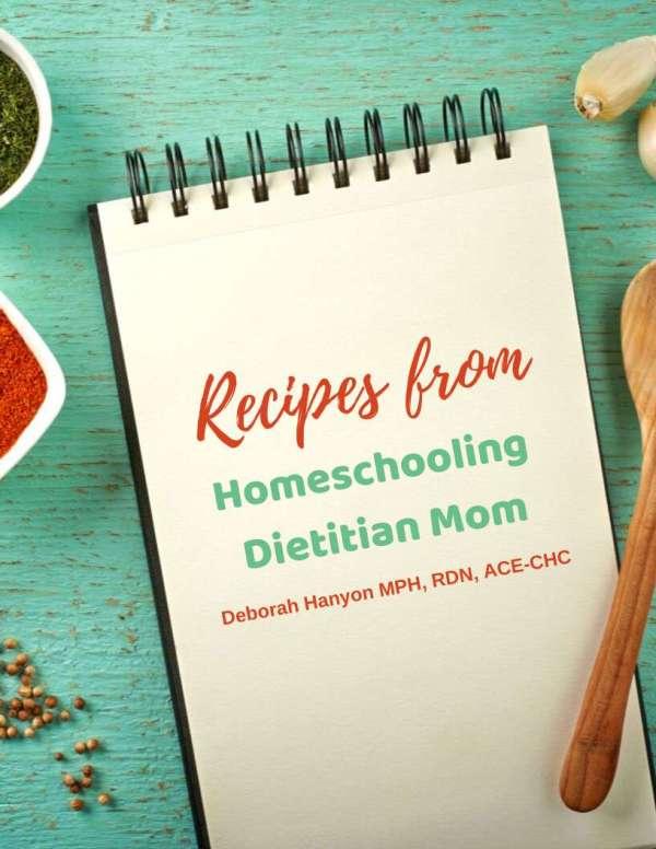 Recipe a Week Book