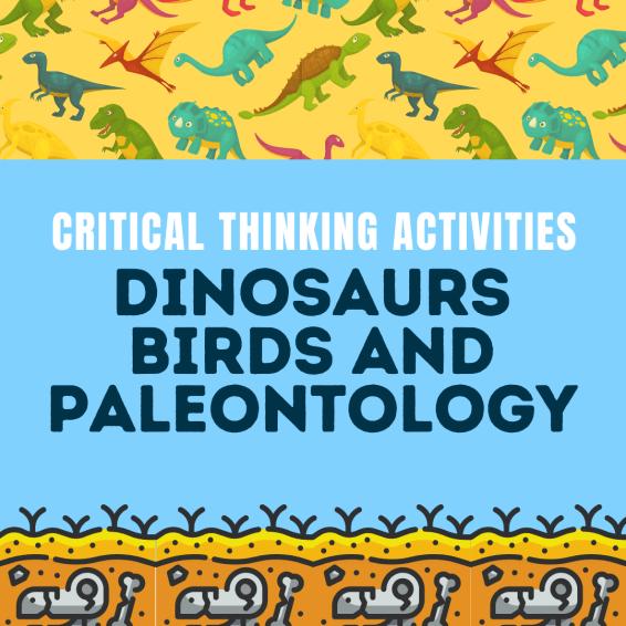 Dinosaurs Birds and Paleontology