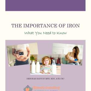 Importance of Iron What You Need to Know
