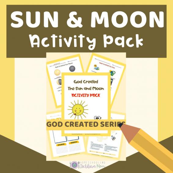 God Created the Sun and Moon