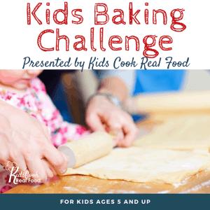 Kids Baking Challenge