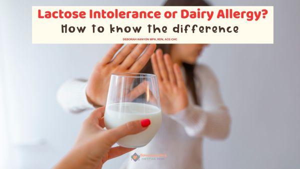 E-Book Lactose Intolerance or Protein Allergy