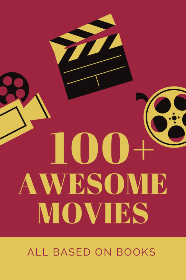 Ultimate list of book based movies