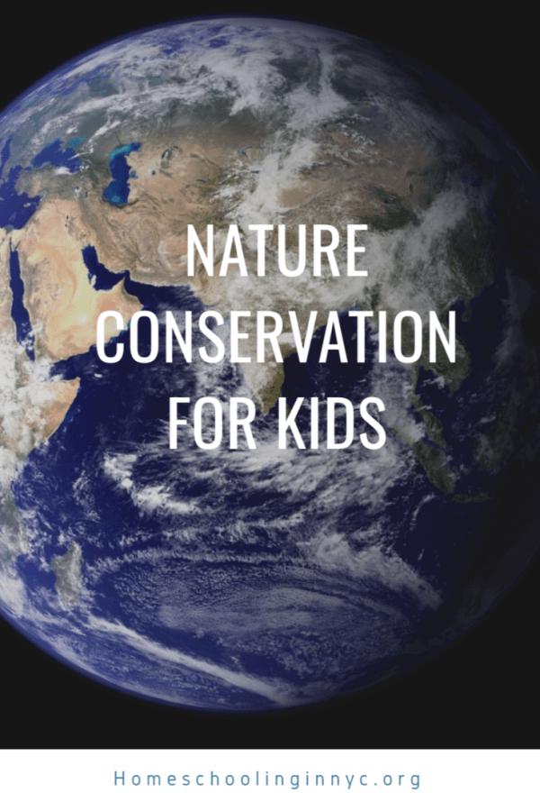 Nature Conservation for Kids