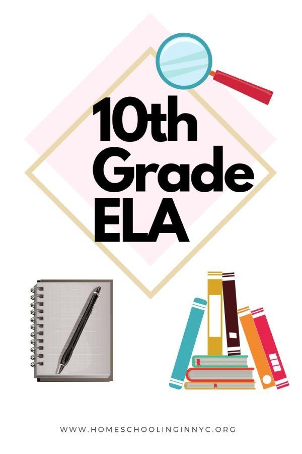 10th Grade ELA