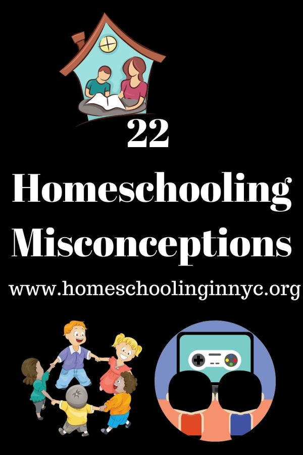 Debunking Homeschooling Misconceptions