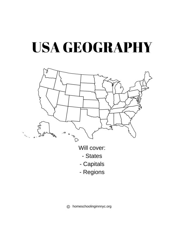 USA States and Capitols