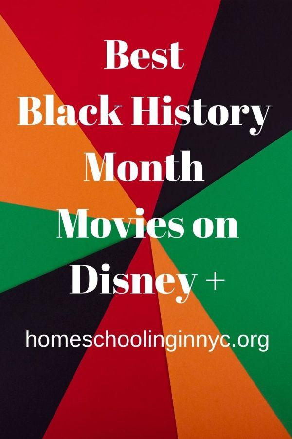 Best Black History Movies on Disney +