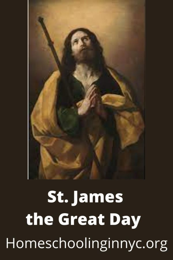 St. James the Great Day