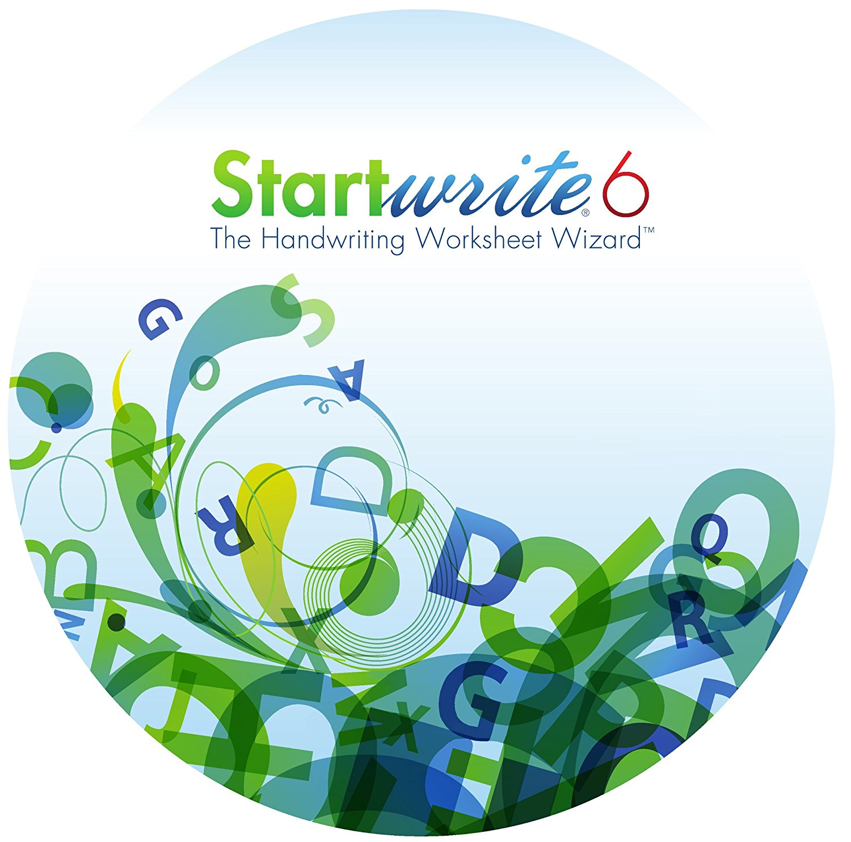 Startwrite 6 The Handwriting Worksheet Wizard