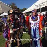 At the Native American Festival