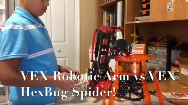 Manny's VEX Robotics Projects