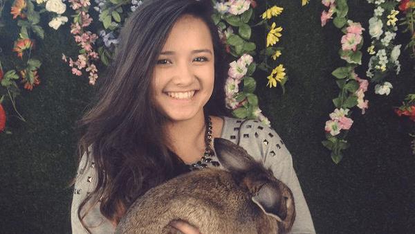 Lizzy LeDuc: Filipino-American Gymnast