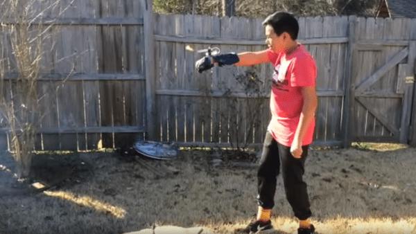 DIY Flamethrower for Kids