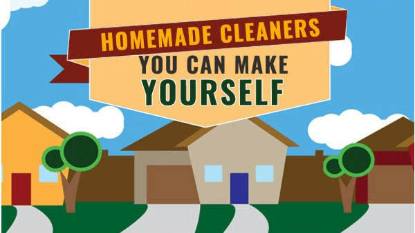 Science Project: Homemade Cleaners