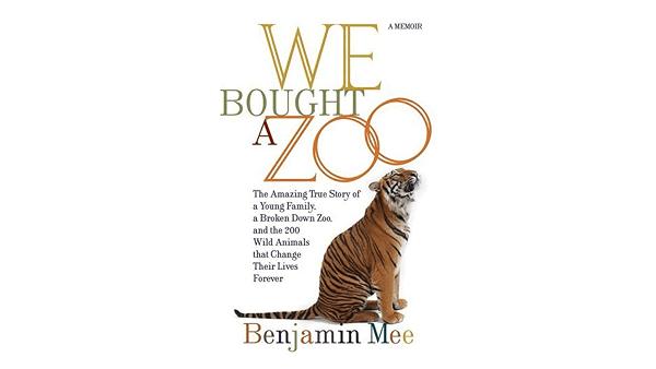 We Bought a Zoo – Benjamin Mee