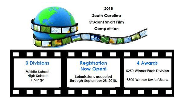 2018 SC Student Short Film Competition