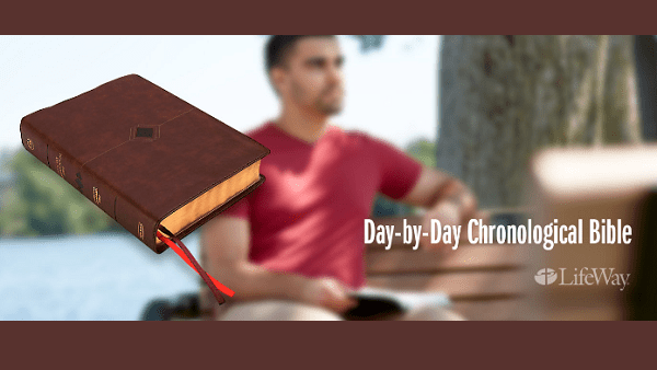 CSB Day-by-Day Chronological Bible – FREE* for one Lucky Giveaway Contest Winner!