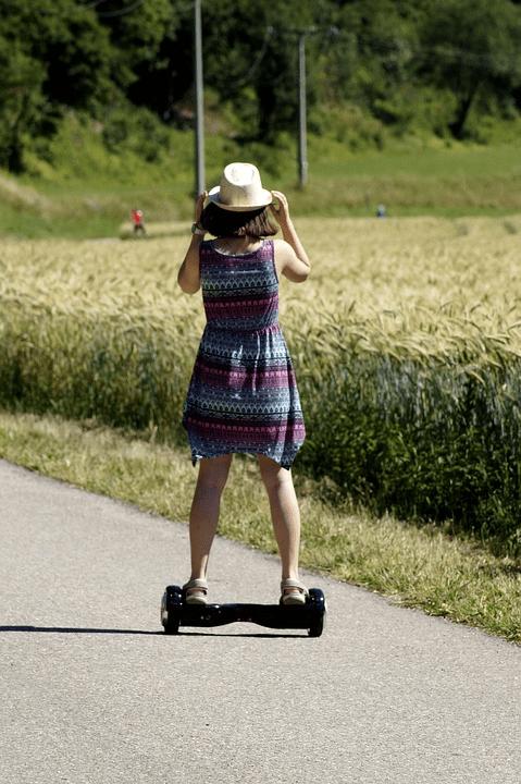 Hoverboard as Hobbie