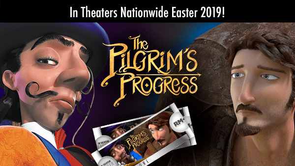 Pilgrim's Progress Movie Review & Ticket Giveaway