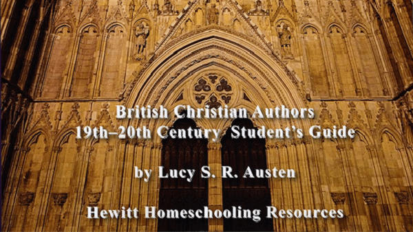 British Christian Authors of the 19th & 20th Century
