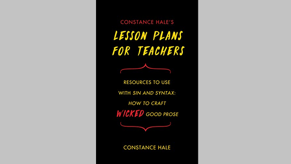 Constance Hale's Resources for Teaching Writing to Teens