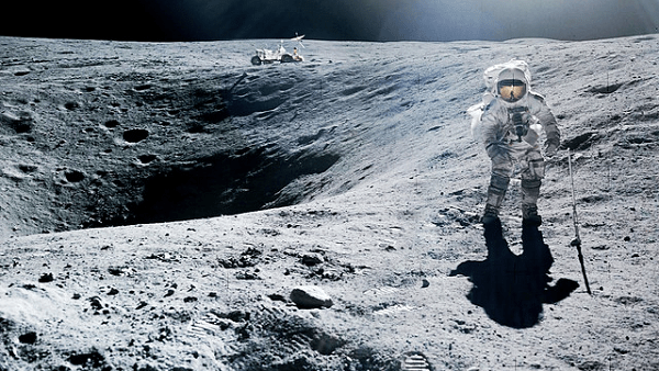 How Long Would It Take to Walk on the Moon?  By HST