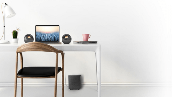Creative Pebble Plus Speakers