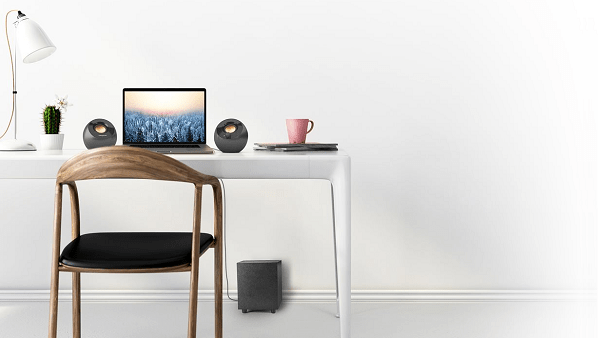 Creative Pebble Plus Speakers Review  By HST