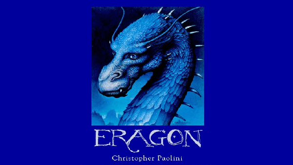 """Book Review: """"Eragon"""" by Christopher Paolini  By HST"""