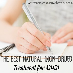 natural treatment ADHD