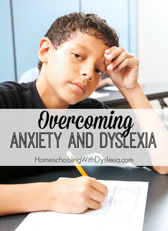 Are you homeschooling a child with anxiety? Stress is hard to overcome, add in dyslexia and anxiety and your child may be dealing with more than what you can imagine. Here are some tips for homeschooling with anxiety.