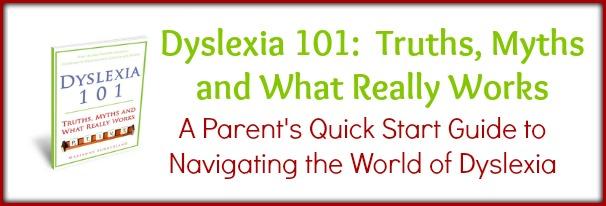 Dyslexia 101 Ad