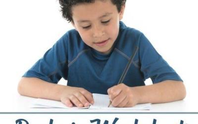 Do Dyslexia Worksheets Really Work?
